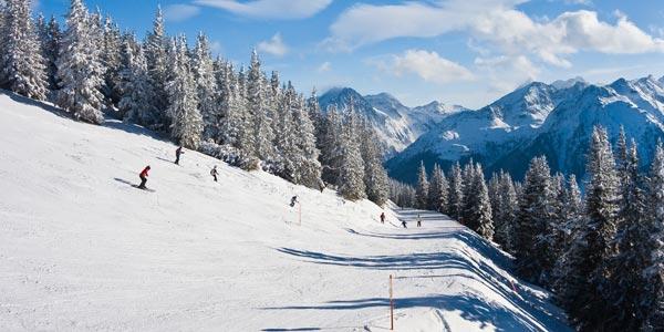 Granlibakken Ski Resort Tahoe City CA