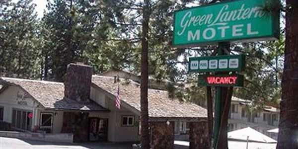 Green Lantern Motel Lake Tahoe CA