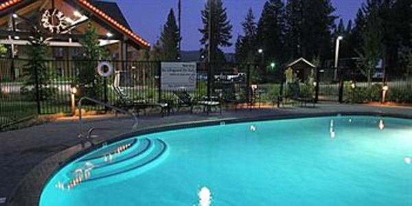 Hampton Inn and Suites Truckee California