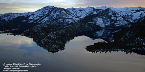 HeliTahoe Helicopter Tours South Lake Tahoe CA