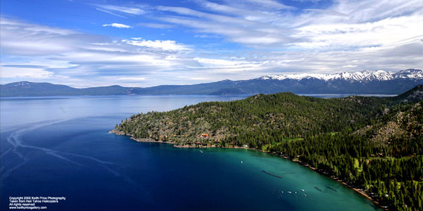 HeliTahoe Scenic Flights Lake Tahoe CA
