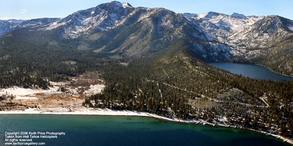 HeliTahoe Helicopter Tours in Lake Tahoe