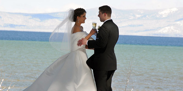 High Mountain Wedding Events Lake Tahoe California