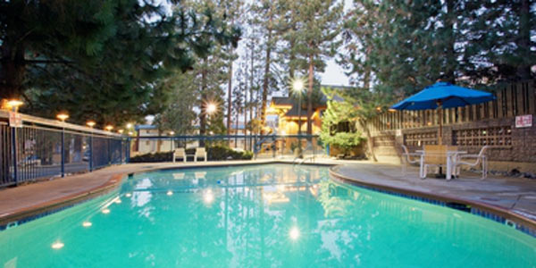 Holiday Inn Express Hotel Lake Tahoe California