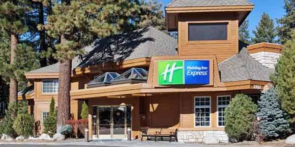 Holiday Inn Express South Lake Tahoe CA