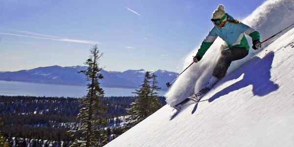 Homewood Mountain Ski Resort California