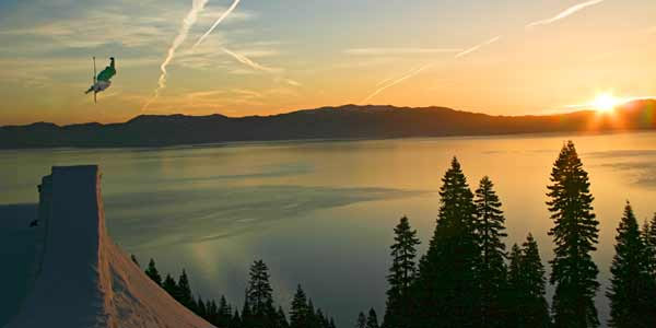 Homewood Mountain Skiing Tahoe