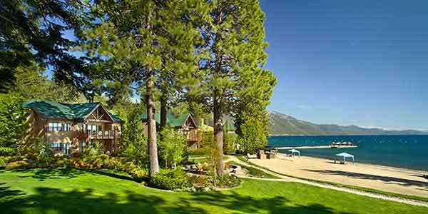 Hyatt Regency Lake Tahoe Hotel and Spa Incline Village Nevada
