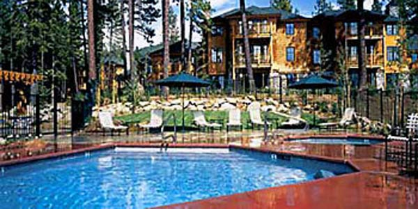 Hyatt High Sierra Lodge Incline Village Nevada