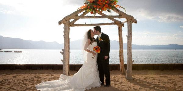 Lake Tahoe Resort Hotel Weddings