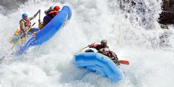 IRIE Rafting Company Truckee California