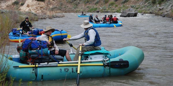 IRIE Rafting Company Lake Tahoe CA