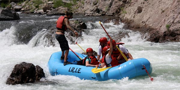 IRIE Rafting Company Lake Tahoe California