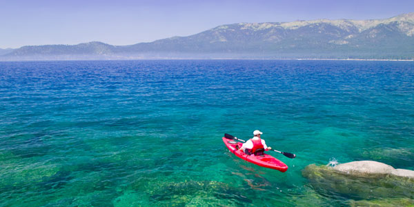 Kayak Tahoe Rentals South Lake Tahoe CA