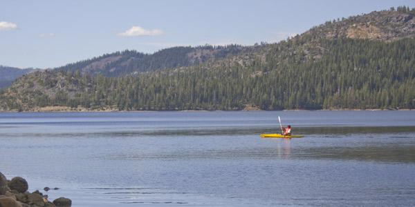 Lake Tahoe Kayak Tours California