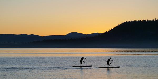 Tahoe City Kayak Guided Tours Lake Tahoe CA