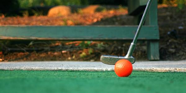 Kings Beach Miniature Golf