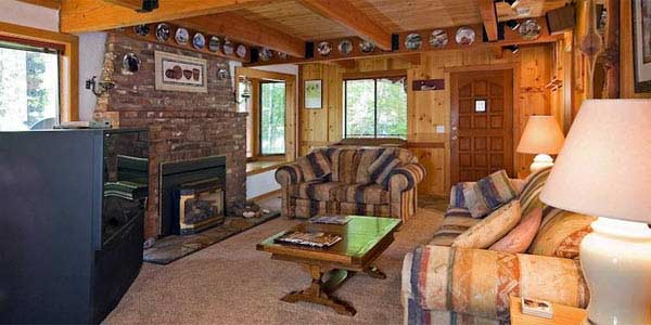 Lake Tahoe Deluxe Vacation Rentals Tahoe City California
