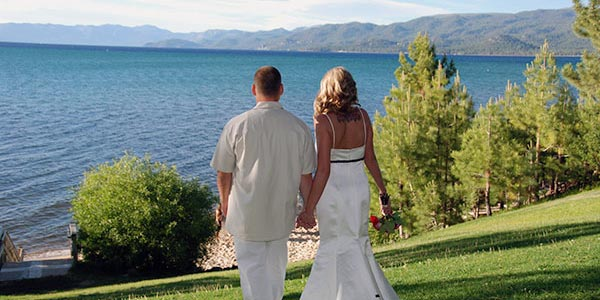 Outdoor and Chapel Weddings at Lake Tahoe