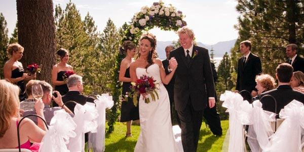 Lake Tahoe Wedding Caterings