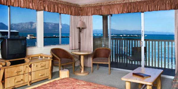 Tahoe Lakeshore Lodge and Spa South Lake Tahoe CA