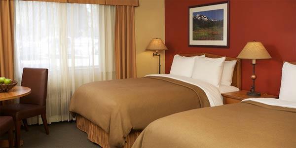 Truckee Hotel Landing Lake Tahoe CA