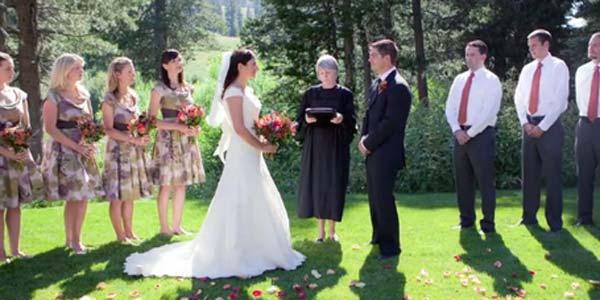 The Lodge at Sugar Bowl Weddings