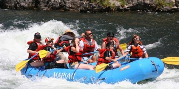 Mariah Wilderness Expeditions Lotus CA