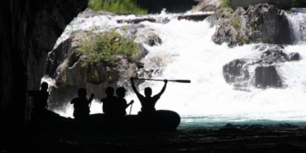 Mariah Wilderness Expeditions Rafting and Wine Tasting Lotus California