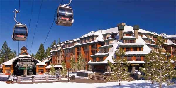 Marriotts Timber Lodge South Lake Tahoe CA