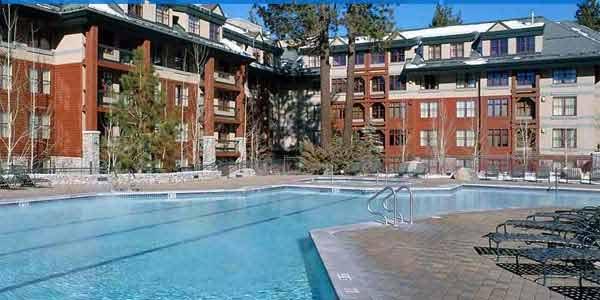 Marriotts Timber Lodge Hotel Lake Tahoe California