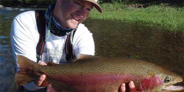 Matt heron fly fishing for Tahoe fly fishing