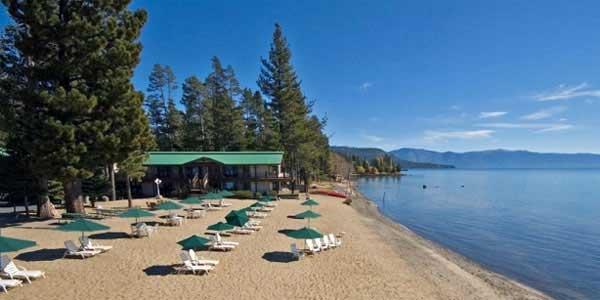 Mourelatos Lakeshore Resort Tahoe Vista CA