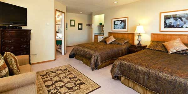 Mourelatos Lakeshore Resort Tahoe Vista California
