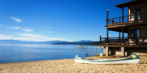 Mourelatos Lakeshore Resort Lake Tahoe California