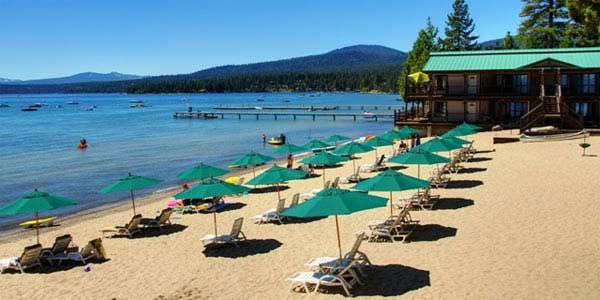 Mourelatos Lakeshore Resort Rentals