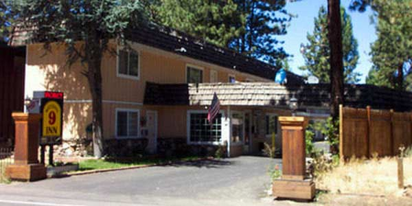 National 9 Inn South Lake Tahoe CA