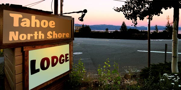 Tahoe North Shore Lodge