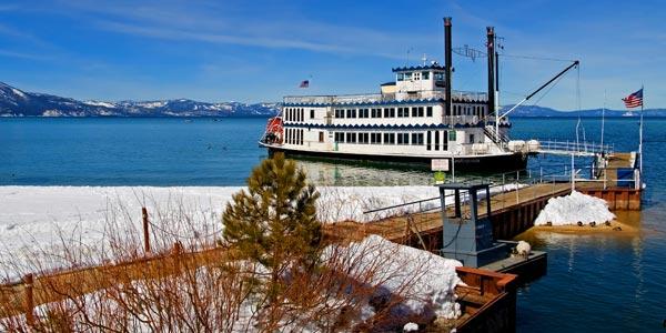 North Tahoe Cruises Tahoe City CA