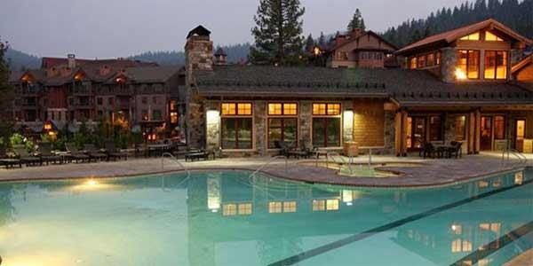Northstar Lodge Hyatt Residence Club Truckee CA