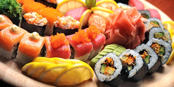 Off The Hook Sushi Restaurant South Lake Tahoe CA