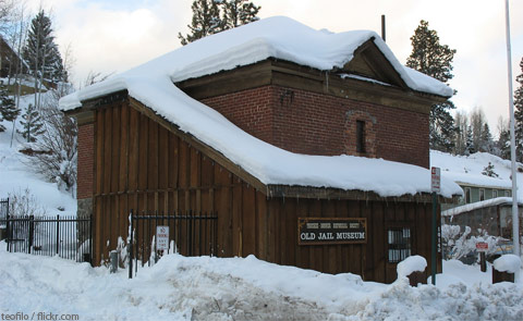 Old Truckee Jail Museum California