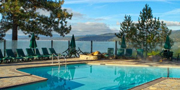 Red Wolf Lakeside Lodge Lake Tahoe California