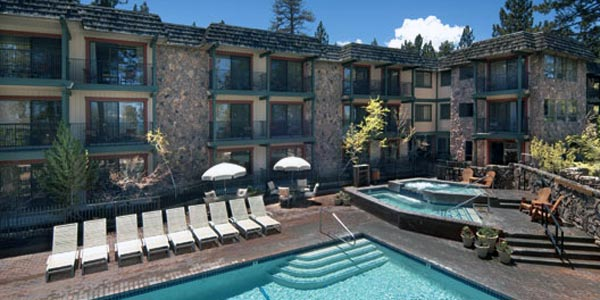Inn By The Lake Resort Lake Tahoe California