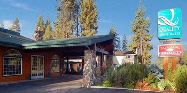 Quality Inn and Suites South Lake Tahoe CA