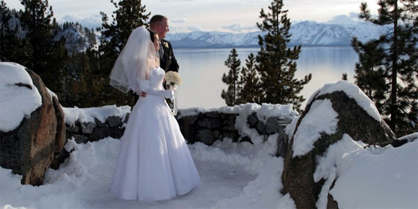 Reverend Ronald Z Sayed Wedding Officiant Lake Tahoe CA