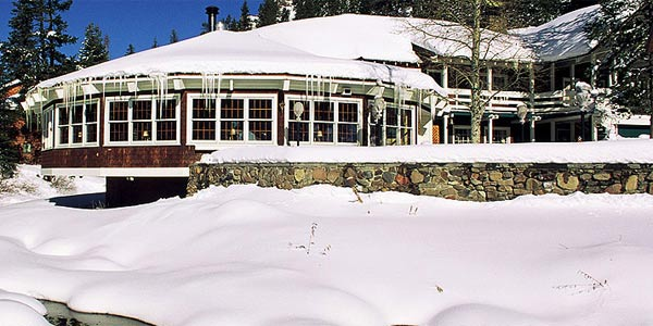 River Ranch Lodge and Restaurant Tahoe City California