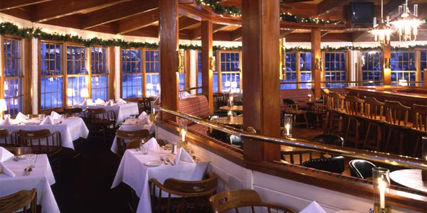 River Ranch Restaurant Tahoe City CA