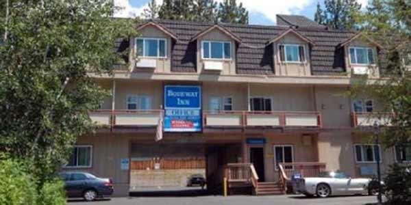 Rodeway Inn Casino Center South Lake Tahoe CA