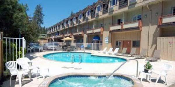 Rodeway Inn Casino Hotel Lake Tahoe CA